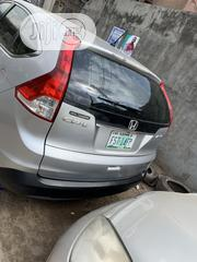 Honda CR-V 2013 Silver | Cars for sale in Lagos State, Surulere