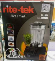 Rite Tek Blender - BL-970 | Kitchen Appliances for sale in Edo State, Benin City