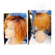 Ombre Short Bob Wig With Frontal   Hair Beauty for sale in Abuja (FCT) State, Central Business Dis