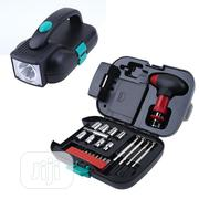 24 Pcs Portable Flashlight Tool Box Set | Hand Tools for sale in Lagos State, Ikeja