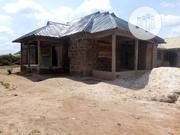 Already Roofed Uncompleted 5bedrooms Bungalow For Sale At A Give Away | Houses & Apartments For Sale for sale in Edo State, Benin City