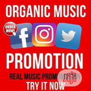 Organic Music Promotion To 420k Fans On 3 Verified Accounts | Computer & IT Services for sale in Lagos State, Lekki Phase 1