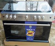 Maxi Gas Cooker 5 Burner All Gas - F9E50G2 | Kitchen Appliances for sale in Edo State, Benin City