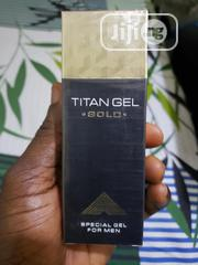 Titan Gel Gold 2pcs | Sexual Wellness for sale in Ondo State, Akure