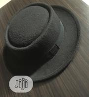 Men's Stylish Black Fedora Hat | Clothing Accessories for sale in Lagos State, Ikorodu