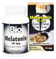 Bio Nutrition Melatonin 10 Mg Support a Restful Night's Sleep   Vitamins & Supplements for sale in Lagos State, Ipaja