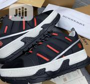 Burberry Fall Winter-19 Nubuck&Mesh Union   Shoes for sale in Lagos State, Lagos Island