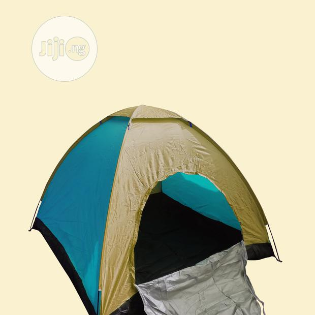 Weather-resistant Camping Tent