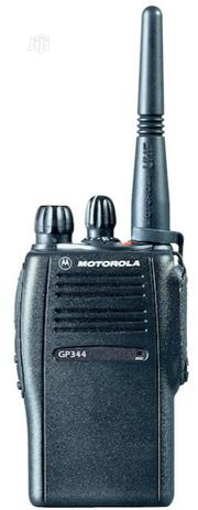 Motorola GP344 Compact Two-way Portable Radio (Walkie Talkie) | Audio & Music Equipment for sale in Lagos State, Ojo