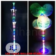 Balloon Stand With Light | Party, Catering & Event Services for sale in Lagos State, Kosofe