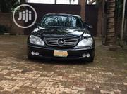 Mercedes-Benz S Class 2003 Black | Cars for sale in Anambra State, Awka