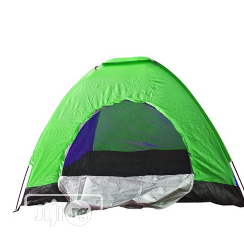 Portable Weather-resistant Camping Tent