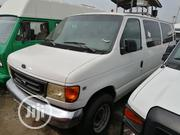 Ford E350 2006 White | Buses & Microbuses for sale in Lagos State, Apapa