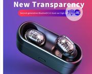 M13 Private TWS Bluetooth Fone Audifono Earphones Wireless Earbuds. | Headphones for sale in Lagos State, Ikeja