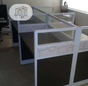 This Is High Quality Brand New Four Seaters Workstation Table | Furniture for sale in Lagos State, Ajah