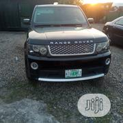 Land Rover Range Rover Sport 2009 Black | Cars for sale in Lagos State, Kosofe