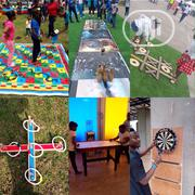 Giant Snake And Ladder Giant X And O Air Hockey Dart Bowling Gulf | Party, Catering & Event Services for sale in Lagos State, Lekki Phase 1