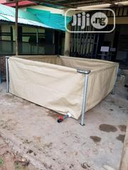 Collapsible Tarpaulin Fish Ponds | Farm Machinery & Equipment for sale in Lagos State, Lekki Phase 1