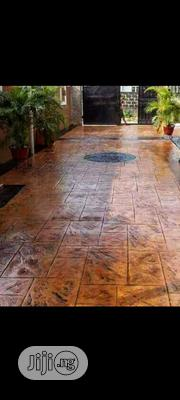 Increte/Stamped Concrete Colour Hardener, Release, Sealer/Polish   Building & Trades Services for sale in Anambra State, Onitsha