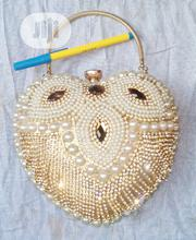 Gold View Clutch Purse | Bags for sale in Lagos State, Lagos Island