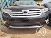 Toyota Highlander 2012 Limited Black   Cars for sale in Lagos State, Ikotun/Igando