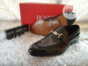 Designers Rossi Men's Wet Lips Quality Leather Shoes | Shoes for sale in Lagos State, Lagos Island
