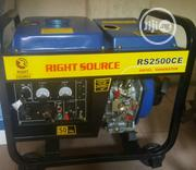 Right Source Generator Diesel 2.5 Kva | Electrical Equipment for sale in Lagos State, Ojo