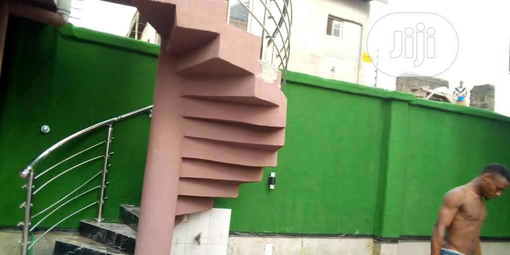 Synthetic Grass In Nigeria For House Wall