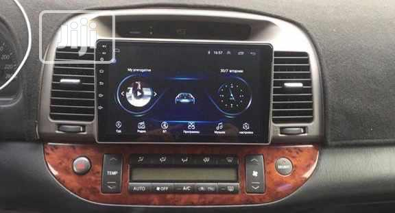 Toyota Camry 2005 Android Dvd With Camera