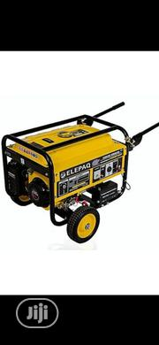 Elepaq 4.5KVA Key Start Generator 100% Copper - SV-6800E2 | Electrical Equipment for sale in Lagos State, Amuwo-Odofin
