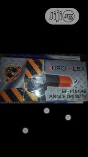 """115mm (41⁄2"""") Euro Flex Angle Grinder Ef-1151ag 