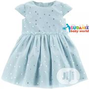 Carter'S Silver Heart Tulle Dress | Children's Clothing for sale in Lagos State, Alimosho