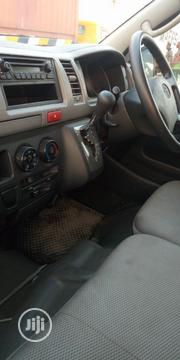 Very Clean Toyota Hiace 2006 Silver | Buses & Microbuses for sale in Lagos State, Amuwo-Odofin