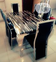 Grand 6- Sitter Dinning Set With Marble Top | Furniture for sale in Cross River State, Obudu