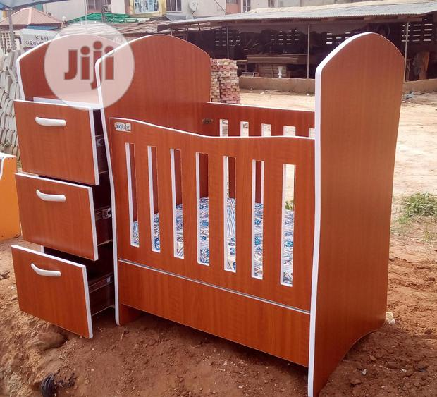 Modern Baby Cot