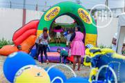 Bouncing Castle With Slide Castle   Party, Catering & Event Services for sale in Lagos State
