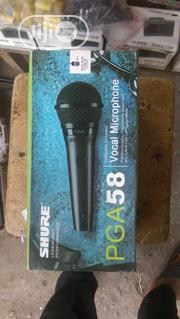 Shure Wired Microphone | Audio & Music Equipment for sale in Lagos State, Mushin