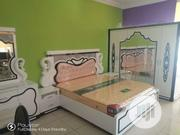 Complete Set of Royal Bed With Dresser and Wardrobe | Furniture for sale in Lagos State