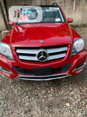 Mercedes-Benz GLK-Class 2014 350 4MATIC Red | Cars for sale in Lagos State, Ikeja