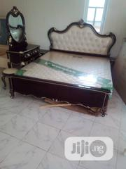 Strong Quality and Durable Bed With Dresser | Furniture for sale in Lagos State