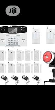Wireless 2G Home And Business Security Alarm System | Safety Equipment for sale in Lagos State, Ikeja