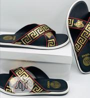 Versace Designer Slide Available as Seen Swipe to Pick Your Preferred | Shoes for sale in Lagos State, Lagos Island