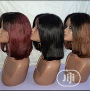Human Hair Bob Wig | Hair Beauty for sale in Lagos State, Ikeja