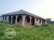 4 Bedroom Bungalow With 3 Toilets. On a 70x120m Land | Houses & Apartments For Sale for sale in Lagos State, Ikotun/Igando