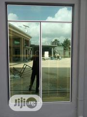 Structure Casement Windows With Net And Burglary | Windows for sale in Lagos State