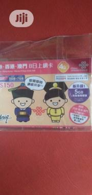 Prepaid Hong Kong Simcard | Accessories for Mobile Phones & Tablets for sale in Lagos State, Agege