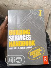 Building Services Handbook | Books & Games for sale in Lagos State, Surulere