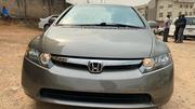 Honda Civic 2008 Gray | Cars for sale in Lagos State, Ikeja