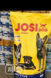 Josi Dog Food Puppy Adult Dogs Cruchy Dry Food Top Quality | Pet's Accessories for sale in Lagos State, Lekki Phase 2