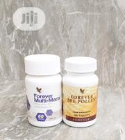 Forever Multi-maca With Bee Pollen For Erectile Dysfunction & Libido | Sexual Wellness for sale in Lagos State, Victoria Island
